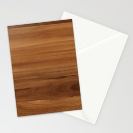 Wooden decor furniture patter Stationery Cards