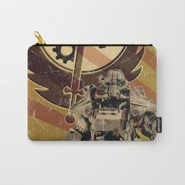 Fallout 3 - Brotherhood of Steel recruitment flyer Carry-All Pouch