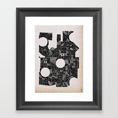 - abstinence - Framed Art Print