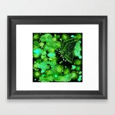 Butterfly Origami 1 Framed Art Print