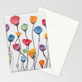 The Multiflower Stationery Cards