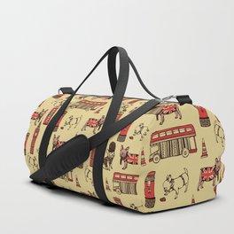 London Frenchies Duffle Bag