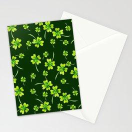 4 Leaf Clover Stationery Cards