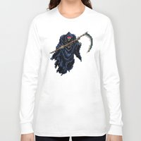 castlevania Long Sleeve T-shirts featuring Trick or Treat by VGPrints