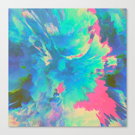 Feel Like This Canvas Print