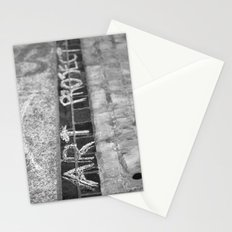 Art Project Stationery Cards