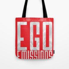 Tesla - Ego Emissions Tote Bag