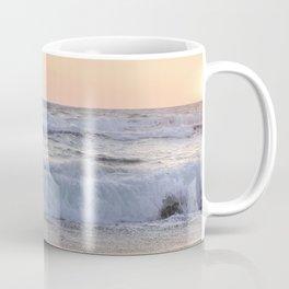 Looking at the sea.... Magnetic waves Coffee Mug