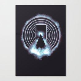Dimensional Gateway Canvas Print