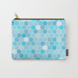 Mermaid Tiles Carry-All Pouch