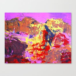 """""""when nothing else matters' Canvas Print"""