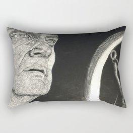 The King's Speech Rectangular Pillow