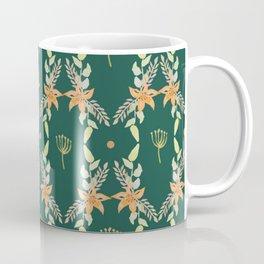 French Floral Garden Coffee Mug