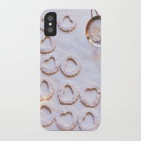 baking iPhone & iPod Cases featuring Baking by Haley Parson