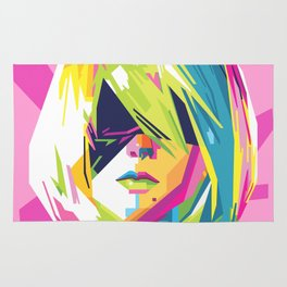 Pop Art Nier Rug