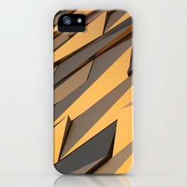 Titanics surface iPhone Case