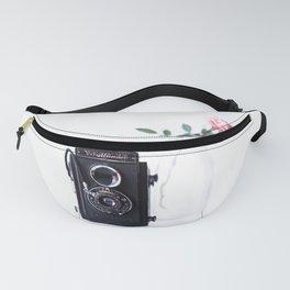 vintage camera Fanny Pack