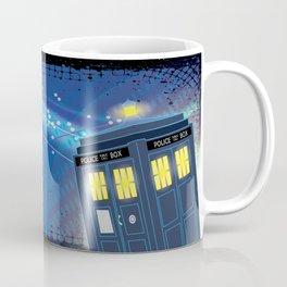 """. . . LADIES AND GENTLEMEN, WELCOME TO CHRISTMAS."" Coffee Mug"