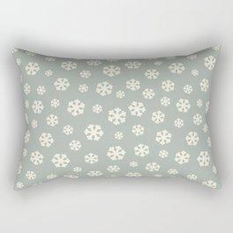 Winter Abstracts 6 Rectangular Pillow