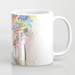 Fortaleza Street Coffee Mug