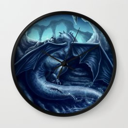 A Shelter in the Heights Wall Clock