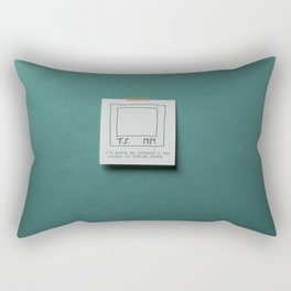 T.S. 1989 Rectangular Pillow