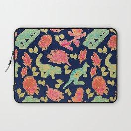 Australian Native Floral and Fauna Print Laptop Sleeve