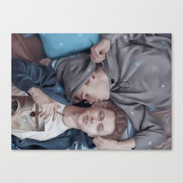 IN THIS UNIVERSE Canvas Print