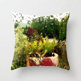 Cuddle Mood Throw Pillow