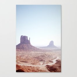 Monument Valley I Canvas Print