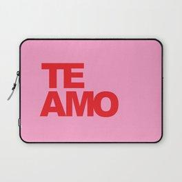 Te Amo Laptop Sleeve