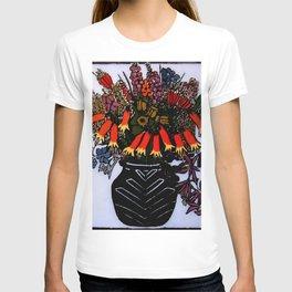 """Christmas Bells"" by Australian Artist Margaret Preston T-shirt"