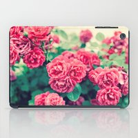 flora iPad Cases featuring Flora by Laura Ruth