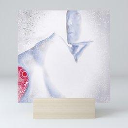 Almost Human Mini Art Print