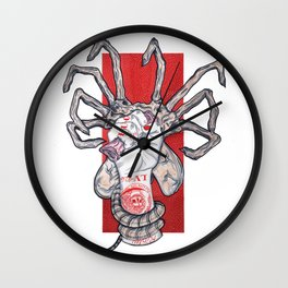 Hug This Wall Clock