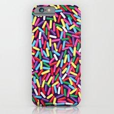 Encrusted With Sprinkles iPhone 6s Slim Case