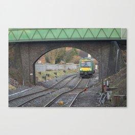 Bloxwich Dip Canvas Print