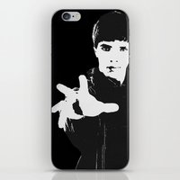 merlin iPhone & iPod Skins featuring Merlin by Elyzewin