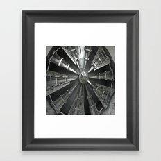 Raw Power Framed Art Print