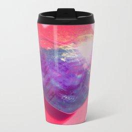 Crystal Blessings Metal Travel Mug