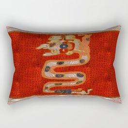 Cipacti Mayan Rectangular Pillow