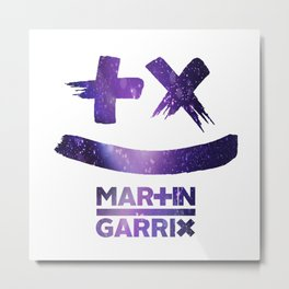 Awesome Martin Garrix Metal Print