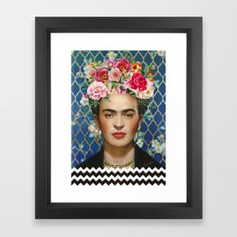 Forever Frida Framed Art Print