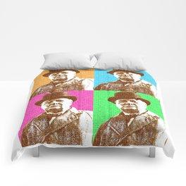 Scrabble Winston Churchill x 4 Comforters