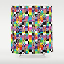 Jesus is The New Pattern 2 Shower Curtain