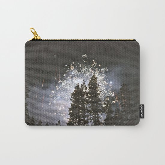 Fireworks In the night sky Carry-All Pouch