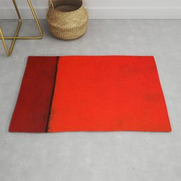 Red #1 Rug