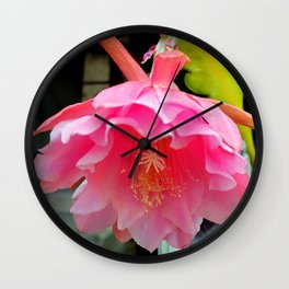 Ballerina's Pink Tutu Wall Clock