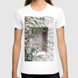 Window in Tinos T-shirt