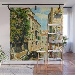 Venezia - Venice Italy Vintage Travel Wall Mural